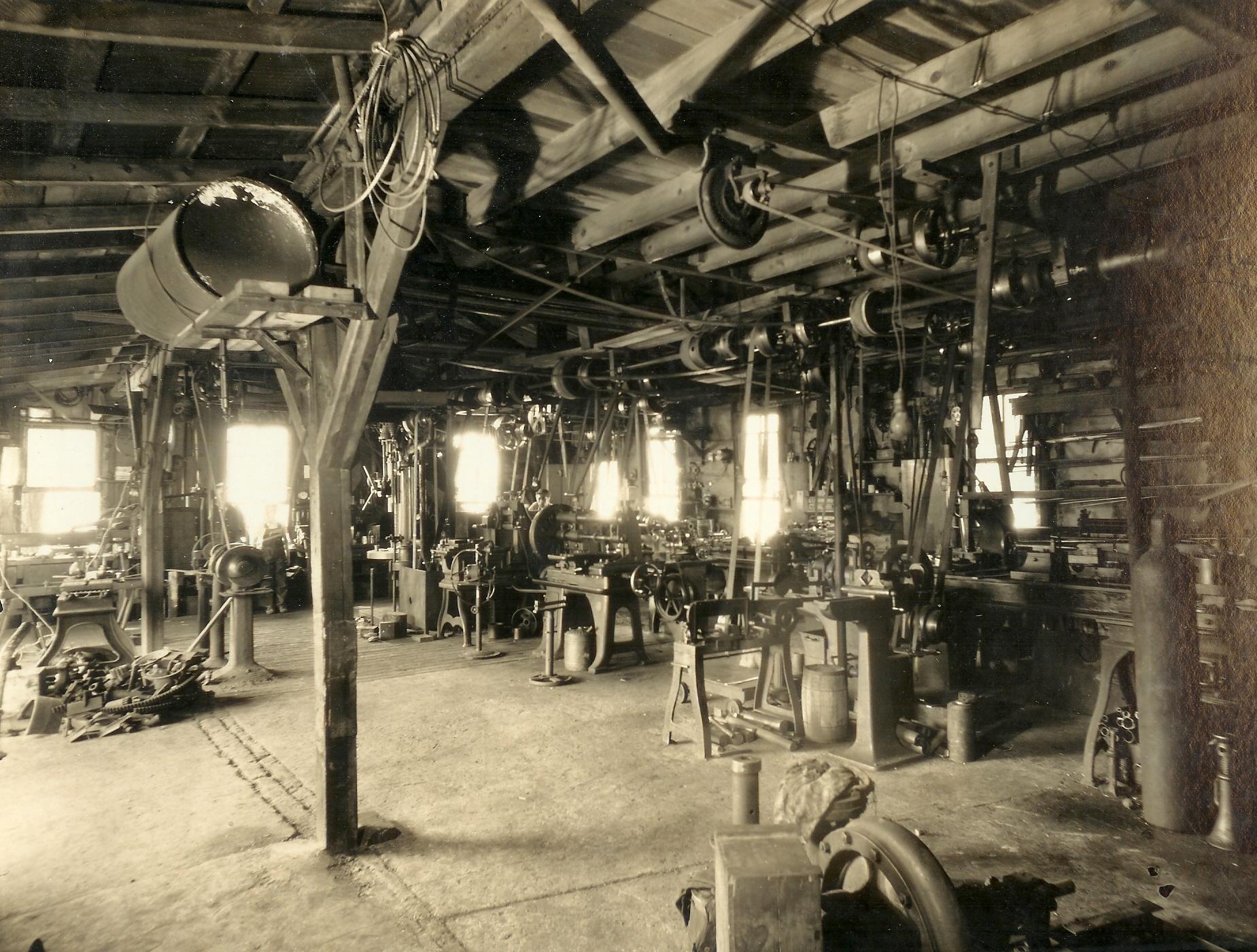 johns machine shop