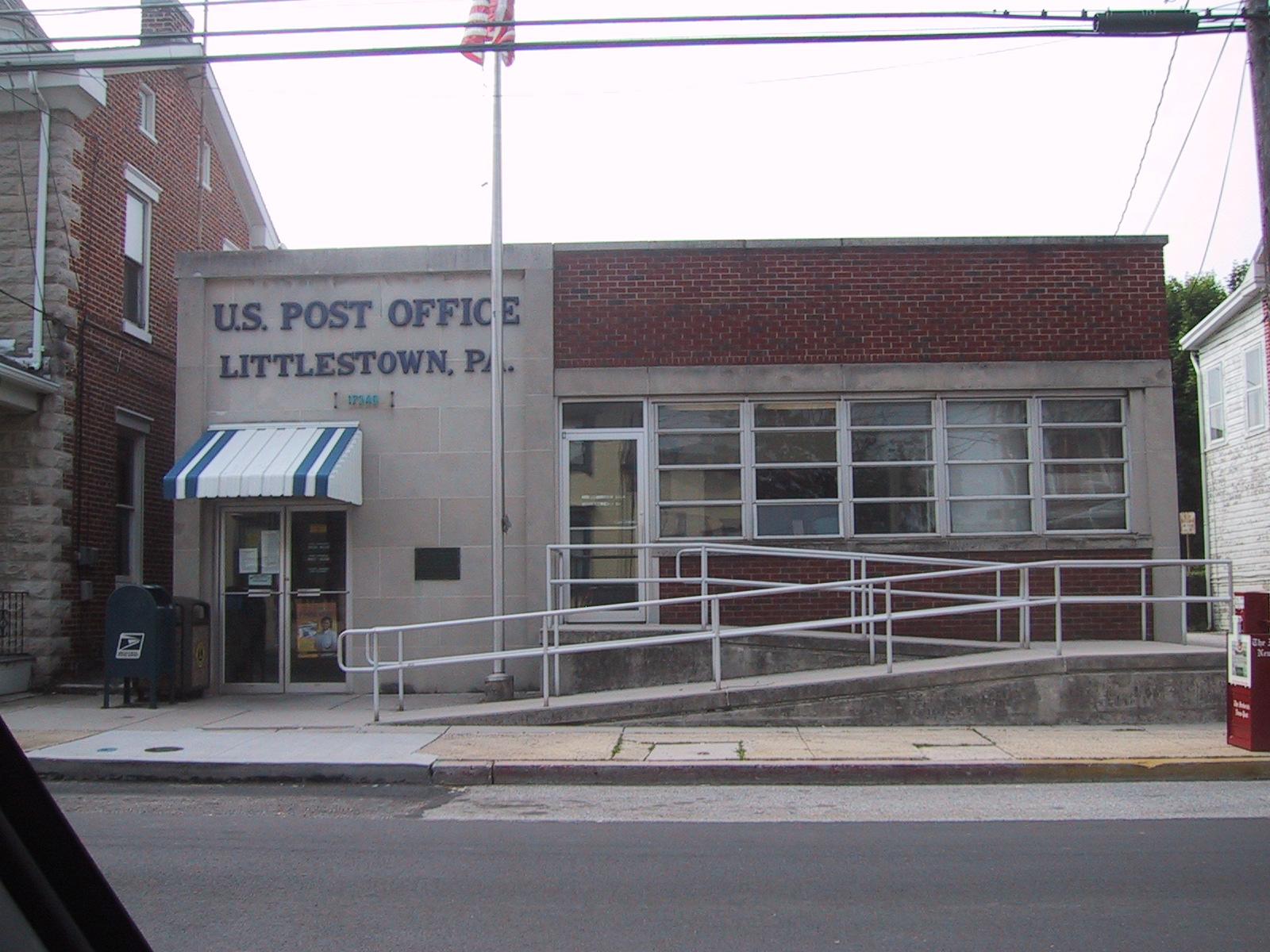 Littlestown Area of Pennsylvania Information